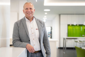 Technagon CEO Manuel Pledl